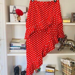 Revolve Majorelle sugar rush skirt
